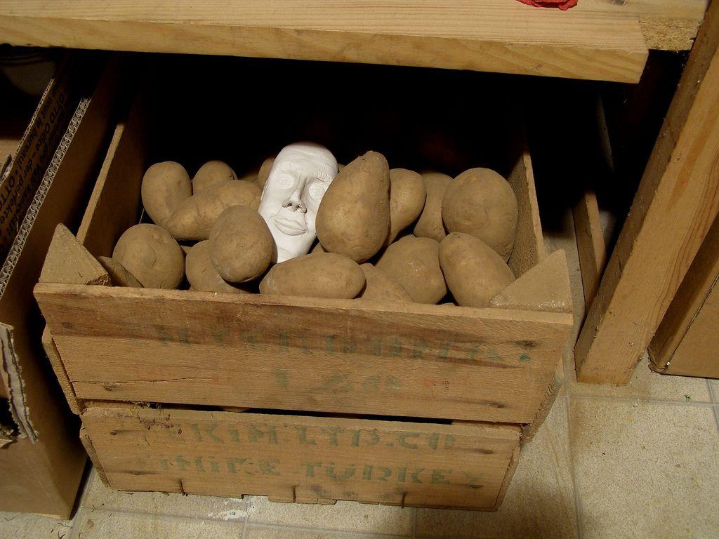 Как хранить картофель в подвале на даче Как хранить картофель в подвале на даче Kak hranit kartofel v podvale na dache