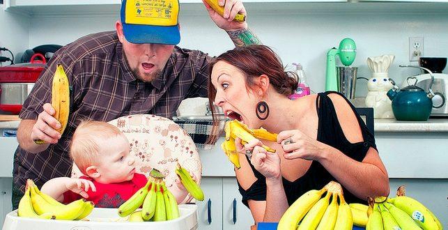 Как хранить бананы Как хранить бананы в домашних условиях babanas in home 643x330