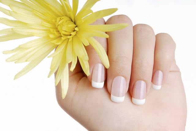 Beauty france manicure.  Восстановление ногтей francuzkiy manikur