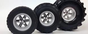 Хранение колес своими силами