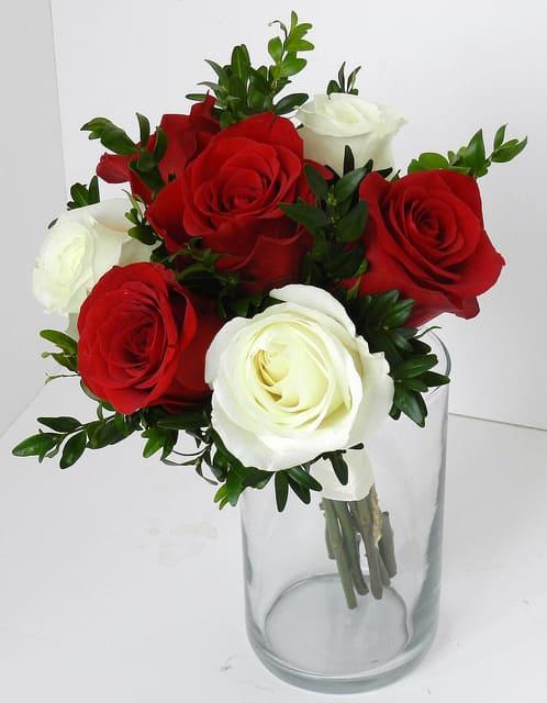 как хранить розы в вазе  Розы kak hranit rozy v vaze