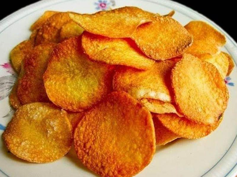 Чипсы  Чипсы kak hranit chipsy