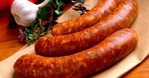 Как хранить колбасу  Колбаса kak hranit kolbasu 630x330