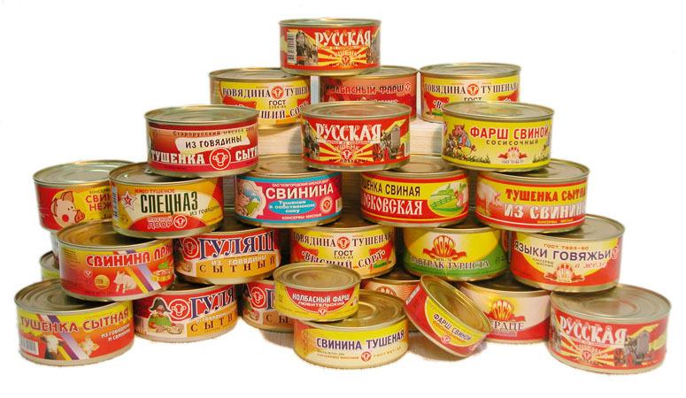Как хранить консервы  Консервы kak hranit konservy