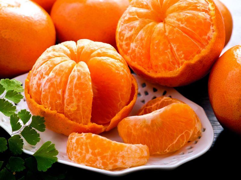 Мандарины  Мандарины kak hranit mandariny