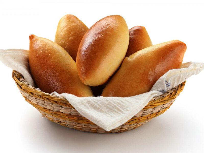 как хранить пирожки  Пирожки kak hranit pirozhki