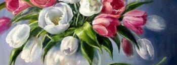 Тюльпаны tulpan 350x130