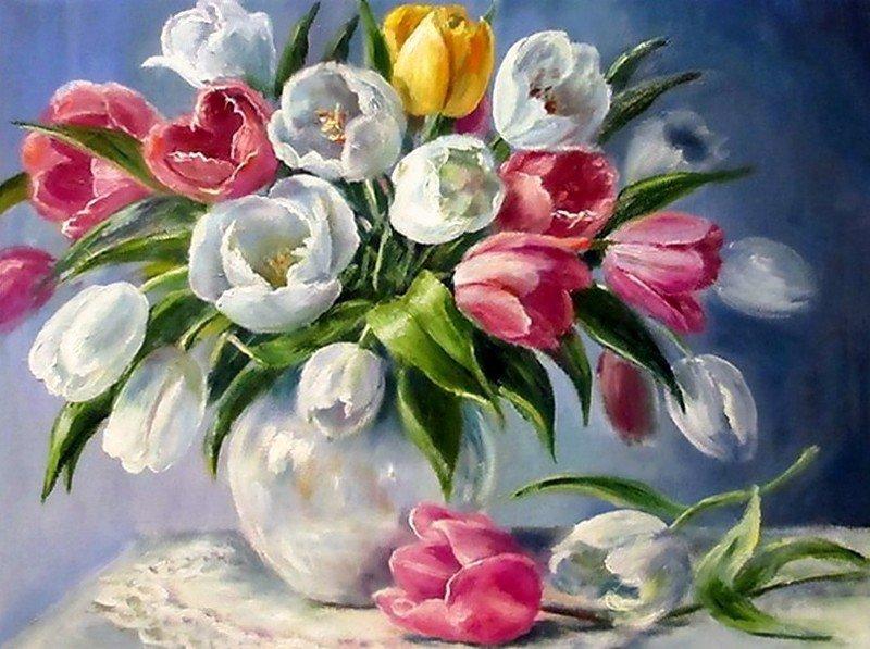Тюльпаны tulpan