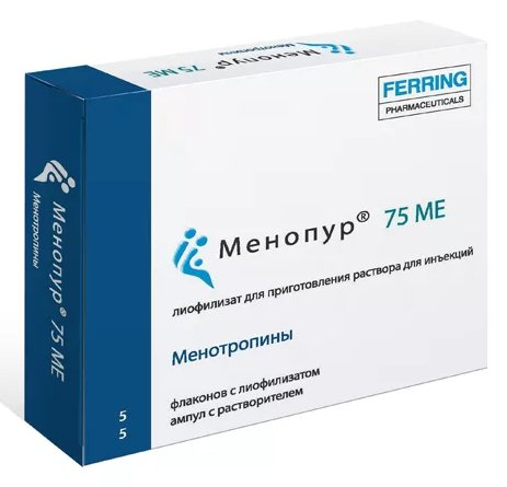 Как хранить менопур srok godnosti menopur