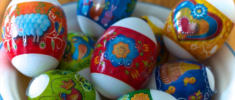 Традиция хранить пасхальное яйцо весь год  Зачем хранить пасхальные яйца pashalnye yaitsa 770x330