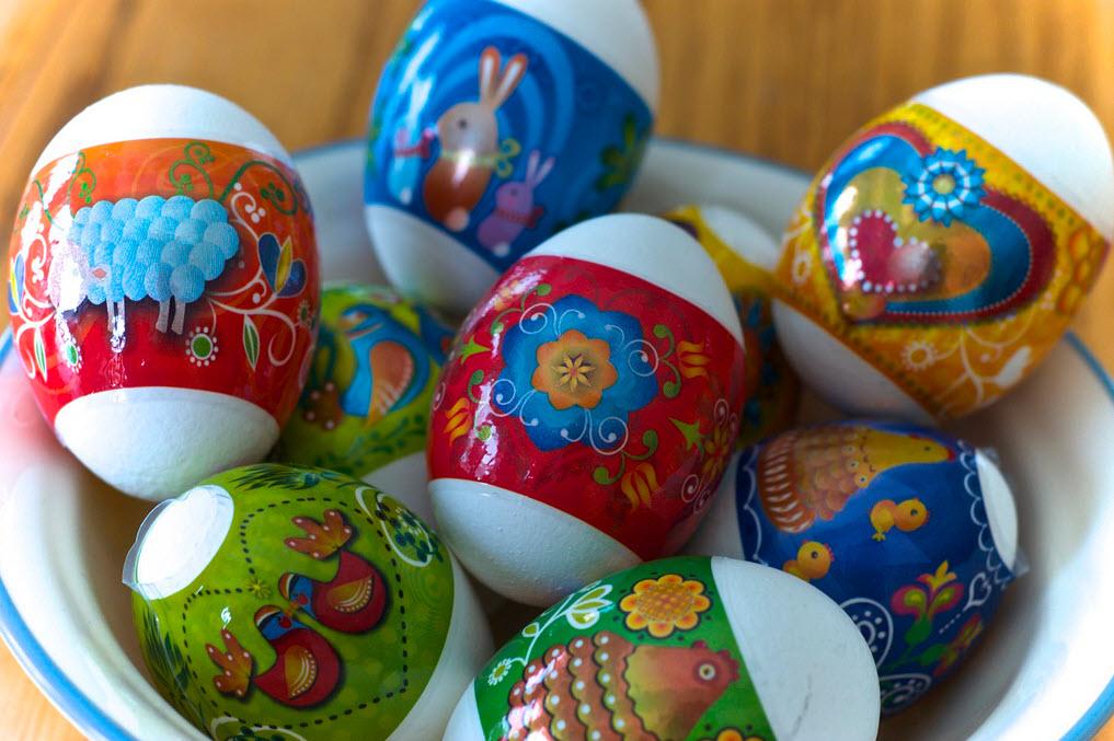 Зачем хранить пасхальные яйца  Зачем хранить пасхальные яйца pashalnye yaitsa