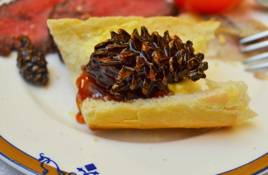 Как хранить варенье из сосновых шишек  Как хранить варенье из сосновых шишек varenje sosnovye shishki srok godnosti