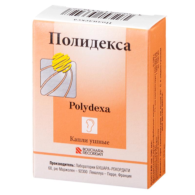 Полидекса polydexa srok hraneniya