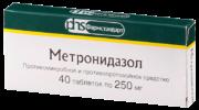 Метронидазол metronidazole srok godnosti 180x100