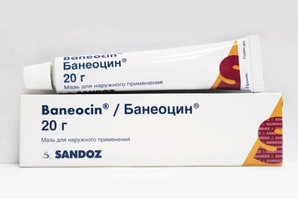 Банеоцин baneocin srok godnosti