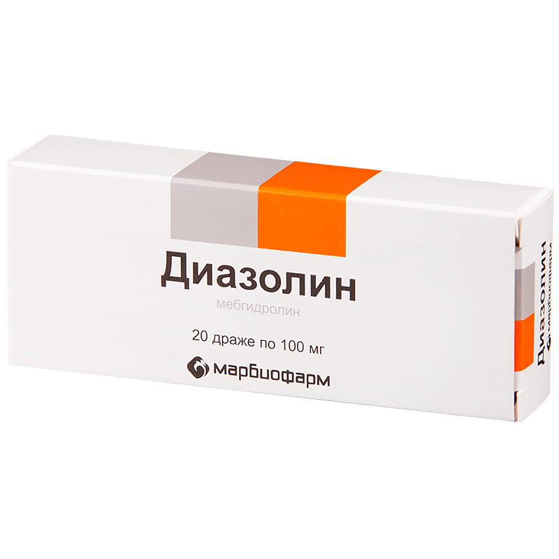 Диазолин diazolin srok godnosti