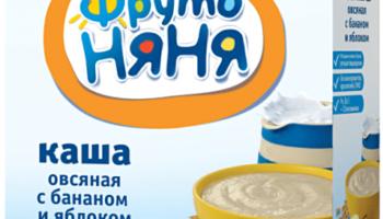 Детское питание Фрутоняня frutonyanya srok godnosti 350x200